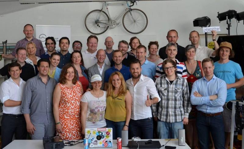 Startup Salzburg Weekend