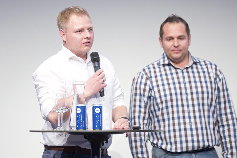 TEFACT beim Startup Salzburg Demo Day